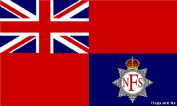 National Fire Service Ensign  (College)  (UK)